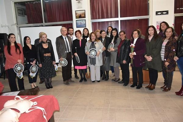 Bostancı'da kansere karşı sempozyum düzenlendi