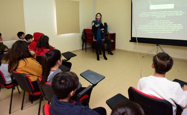 Lapta Gençlik Kampı'nda eğitim kampı gerçekleştirildi