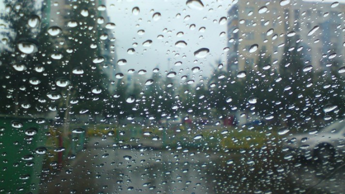 Pazartesine kadar sağanak yağmur var