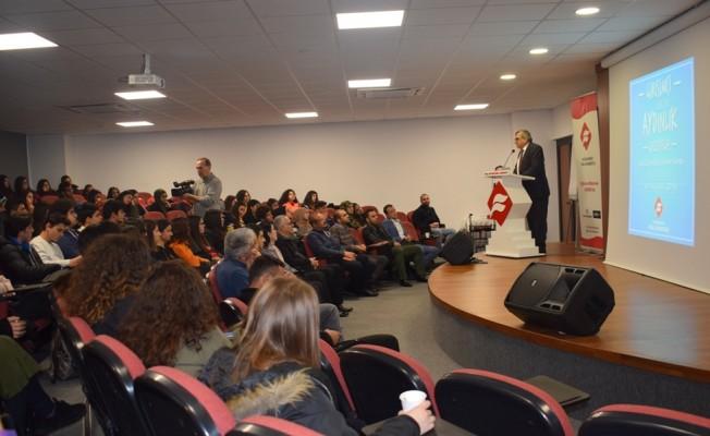 UFÜ'den Liseli Gençlere Girişimcilik ve Kariyer Kampı