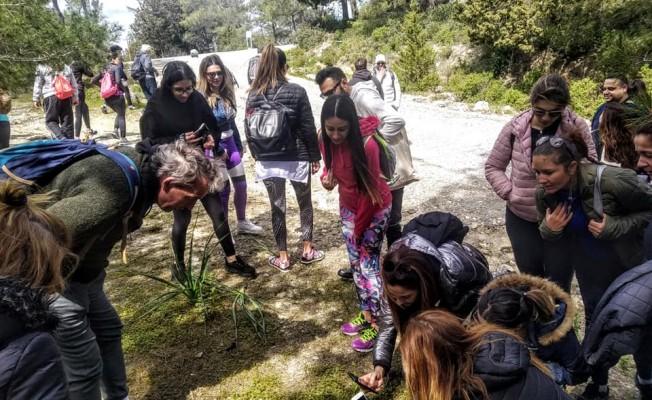 Biyologlar Derneği Alevkayası'nda etkinlik gerçekleştirdi