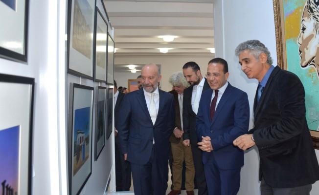 Ediz Tuncel'in sergisi açıldı