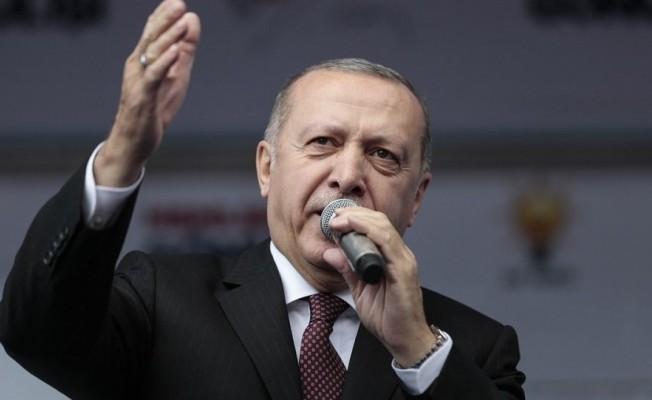 Erdoğan: CHP Rumların ağzıyla konuşuyor!
