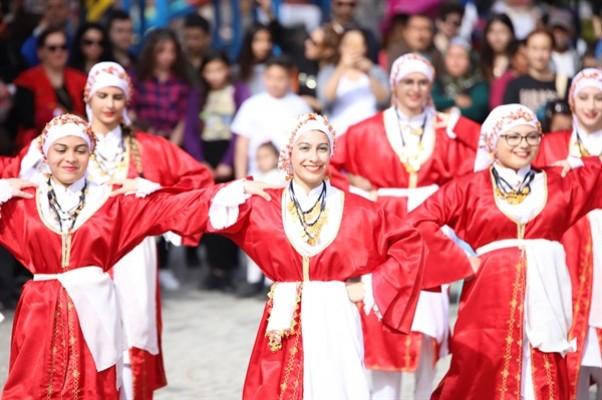 Kadın Panayırı Girne'de yapıldı...