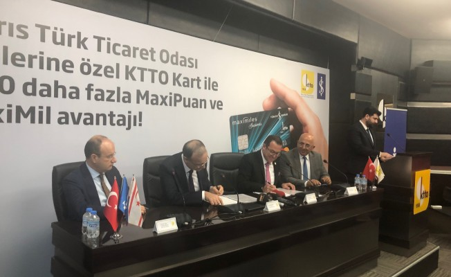 KTTO ile İş Bankası arasında protokol