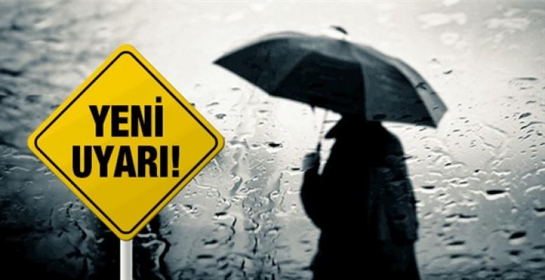 Kuvvetli yağışlar devam edecek...