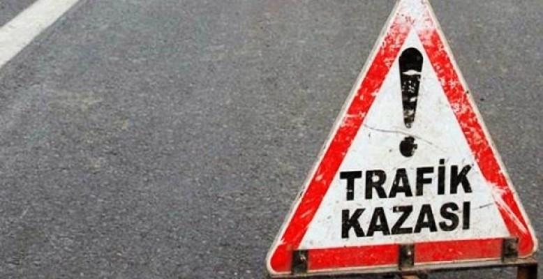 Lefkoşa'da trafik kazasında 6 kişi yaralandı...