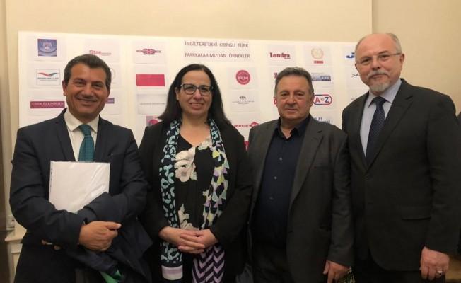 Londra'da Kıbrıslı Türk iş insanlarına yönelik toplantı düzenlendi