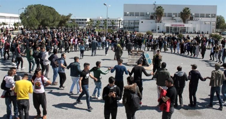 """""""Nevruz"""" etkinlikleri Lefkoşa'da da gerçekleştirildi."""