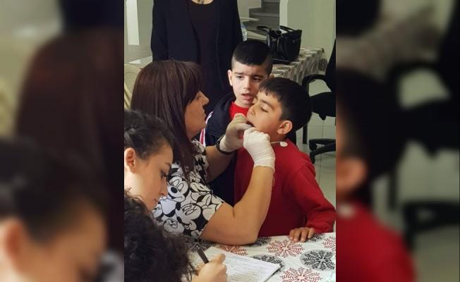 Sağlık Bakanlığı, çocuklara ağız ve diş sağlığı taraması yaptı