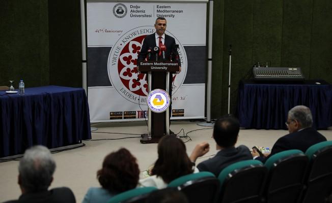 10. Uluslararası Kıbrıs Araştırmaları Kongresi başladı