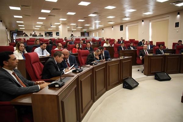2019 Mali yılı bütçe tasarısı oaylandı