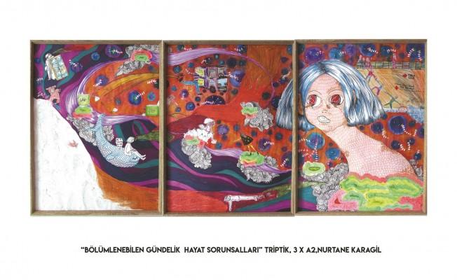 Genç Sanatçılar Resim Yarışması'nın sonuçları açıklandı