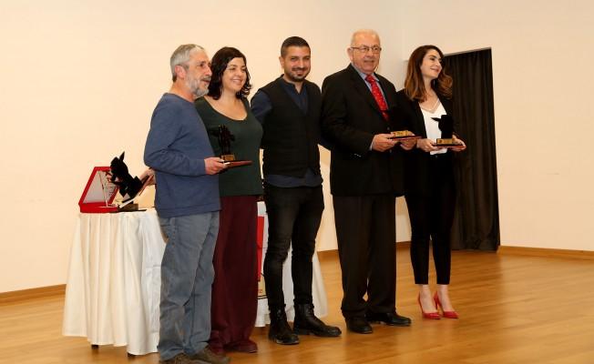 Kutlu Adalı basın ödülleri verildi
