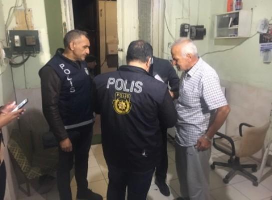 Lefkoşa ve Girne'de huzur operasyonları yapıldı