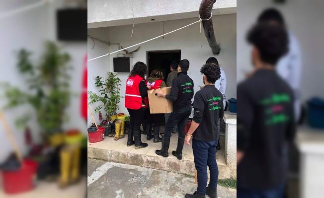 Vakıflar İdaresi'nden Taşkent'teki mağdurlara yardım