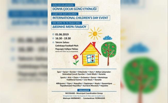 1 Haziran'da iki toplumlu etkinlik