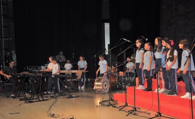 5'inci Koro ve Orkestra Şöleni dün yapıldı