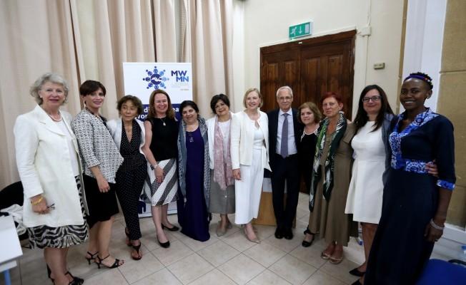 Akdeniz Kadın Uzlaşımcılar Ağı ara bölgede buluştu