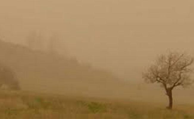 Dikkat! Tozlu hava devam ediyor...