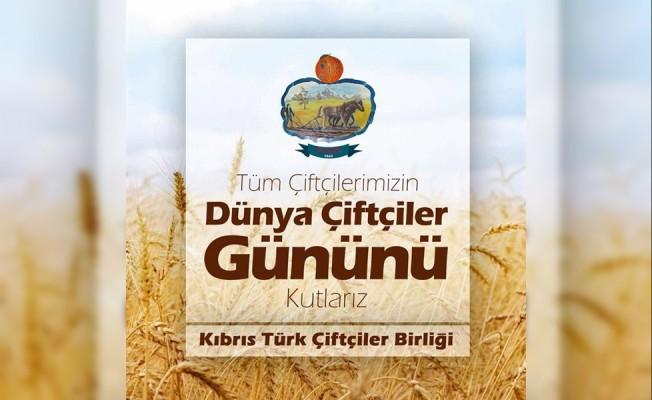 Dünya Çiftçiler Günü…