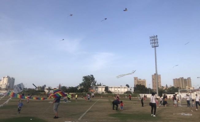 Gazimağusa'da uçurtma şenliği