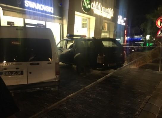Girne'de silahlı saldırı!