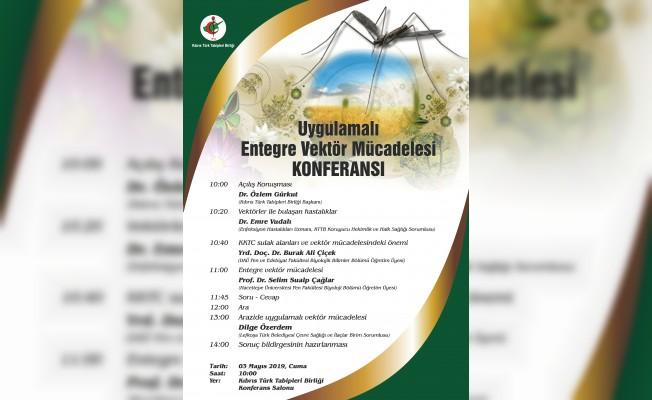 Kıbrıs Türk Tabipleri Birliği'nde konferans düzenlenecek