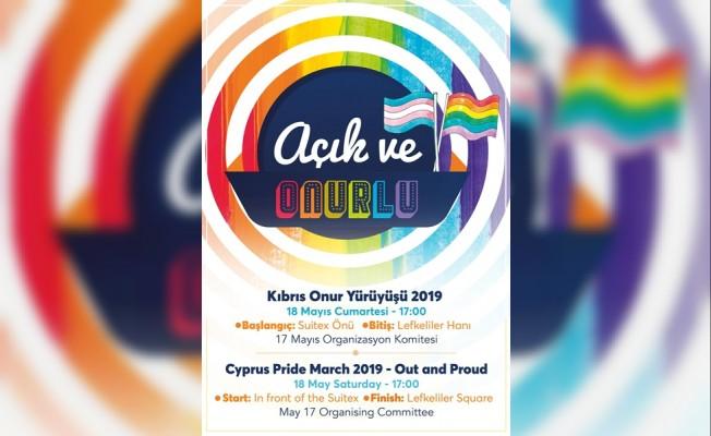 Kuir Kıbrıs Derneği yürüyüş düzenliyor