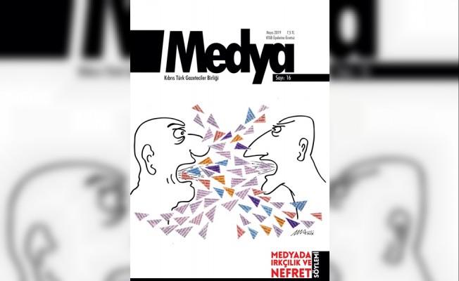 MEDYA dergisinin 16'ncı sayısı çıktı