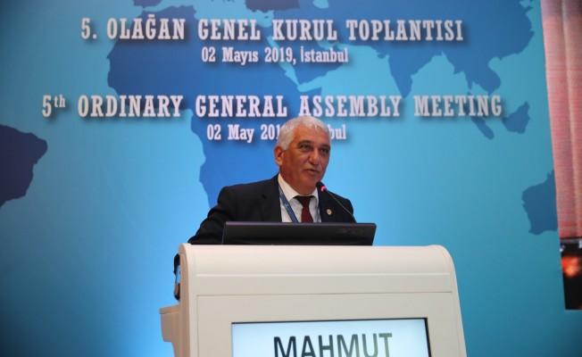 Özçınar yeniden TDBB Yönetim Kurulu Üyeliğine seçildi