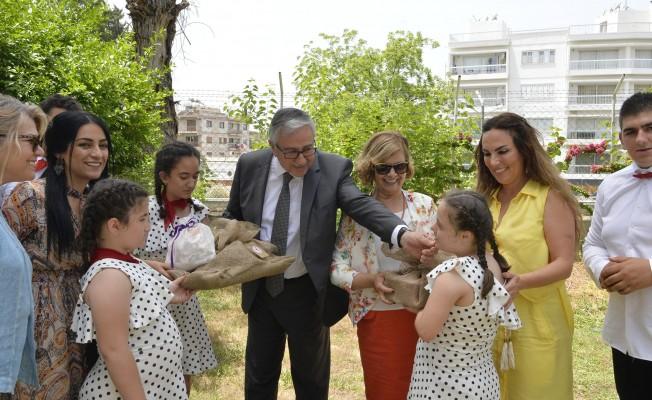 Özel gereksinimli çocuklar, Cumhurbaşkanlığı'nı ziyaret etti...