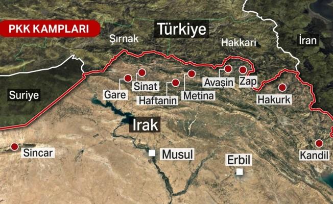 Son dakika: Komandolar Kuzey Irak'a girdi