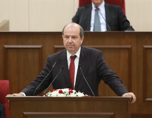 Tatar KKTC'nin 13. başbakanı....