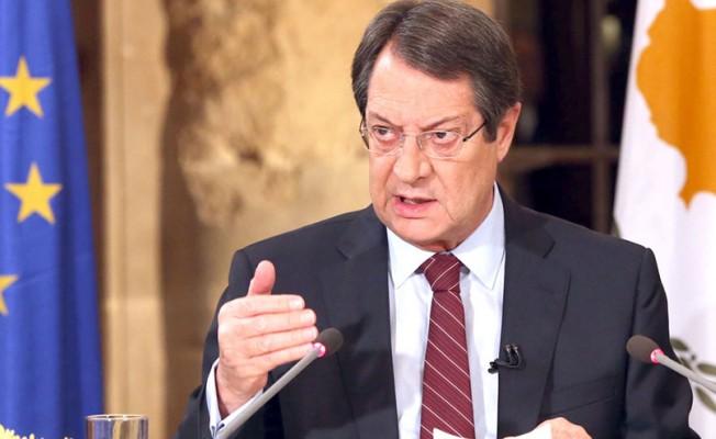 Anastasiadis: Türkiye'ye yaptırımlar zaman alacak...