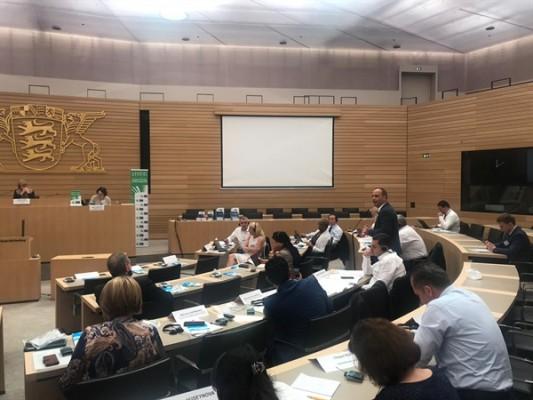 Belediyeler Birliği heyeti Avrupa Konseyi toplantısına katıldı