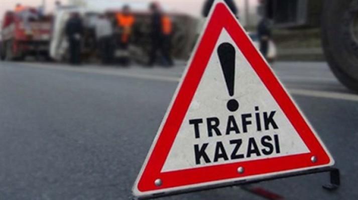Boğazköy - Ağırdağ Anayolu üzerinde kaza! 3 yaralı...
