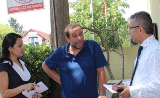 Denktaş: Tatar ile Atun bizi Türkiye'ye şikayet etti