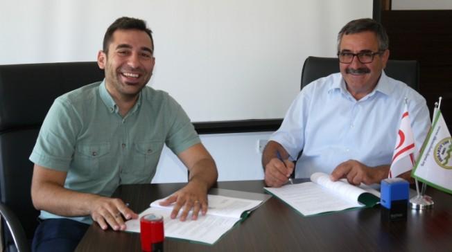 Dikmen Belediyesi'nde toplu sözleşme imzalandı