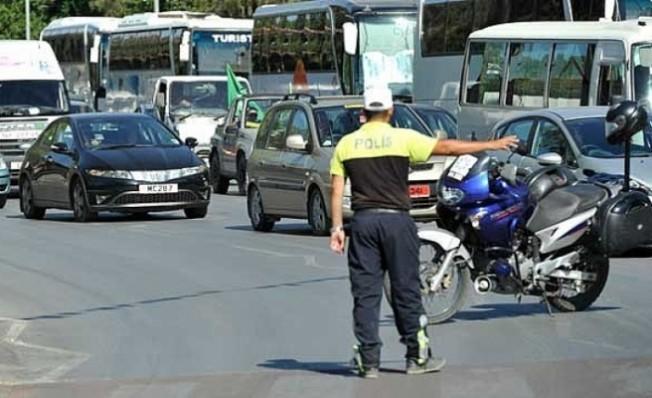 Haftalık trafik raporu.. 56 kaza, 14 yaralı