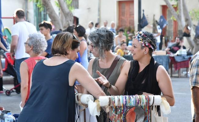 """Lefkoşa'da """"Samanbahçe Festivali"""" düzenlendi"""