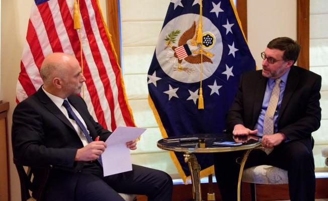 Palmer: Doğu Akdeniz ve Kıbrıs ABD için stratejik önemde..