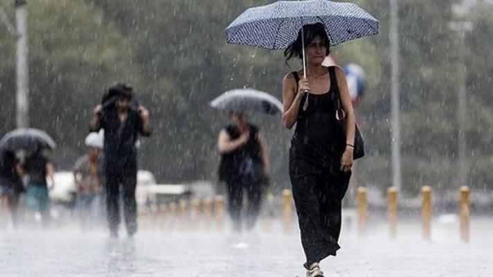 Sağanak yağmur etkili olacak!