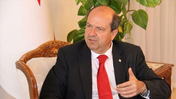 """Tatar: """"Kolordu, Kıbrıslı Türkler için yaşamsal öneme sahip"""""""