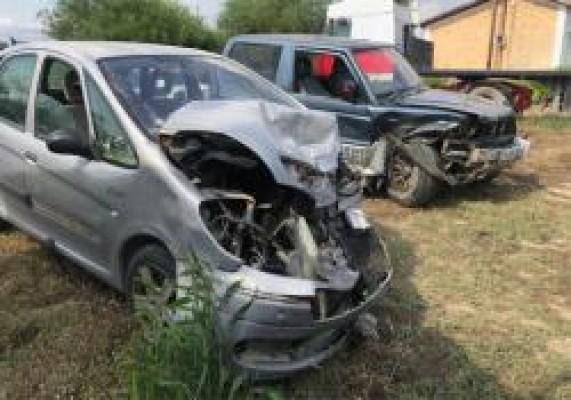 Tatlısu-Geçitkale yolunda feci kaza!