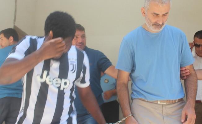 Ubaka ve Kızıltunç tekrar mahkemeye çıkarıldılar...