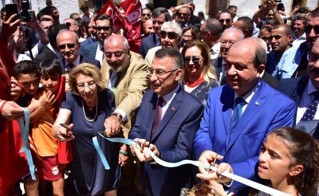 Alparslan Türkeş Müzesi açıldı...