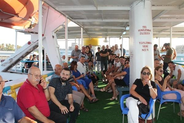 Amatör Denizcilik Eğitimi alanlara etkinlik düzenlendi