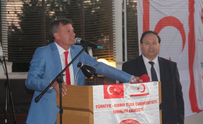 Arıklı: Devletin adı değişip Kıbrıs Türk Cumhuriyeti olacak