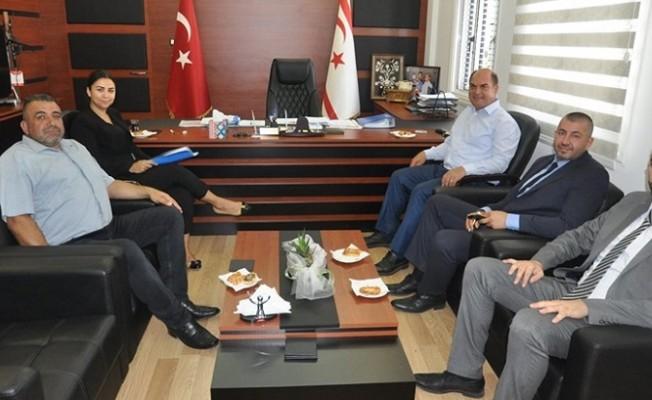 Baybars, Gaziköy'ü ziyaret etti